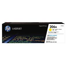 HP Toner 206A Yellow (1250 Pages)