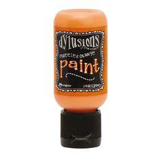 Ranger Dylusions Paint Flip Top Squeezed Orange 1 oz