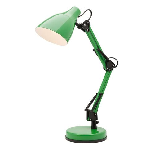 Meractor Ricco Desk Lamps Emerald Green