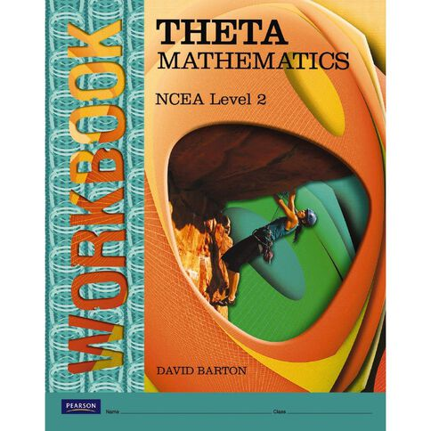 Ncea Year 12 Theta Mathematics Workbook