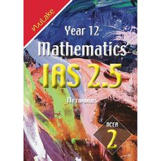 Nulake Year 12 Mathematics Ias 2.5 Networks