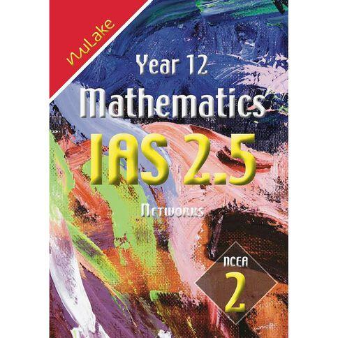 Nulake Year 12 Mathematics Ias 2.5 Networks