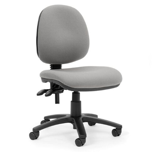 Chairmaster Apex Midback Chair Riverstone
