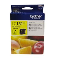 Brother Ink LC131 Yellow (300 Pages)