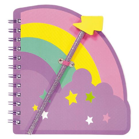 Kookie Notebook with Pencil