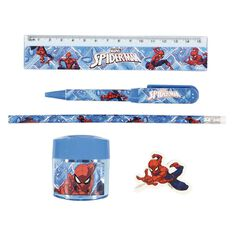 Spider-Man Stationery Set 5 Piece