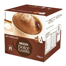 Nestle Capsules Hot Chocolate/Chocoletto 8 Pack