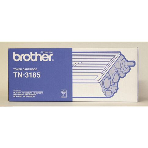 Brother Toner TN3185 Black (7000 Pages)