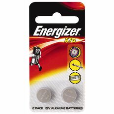 Energizer Battery A76 Calculator 2 Pack