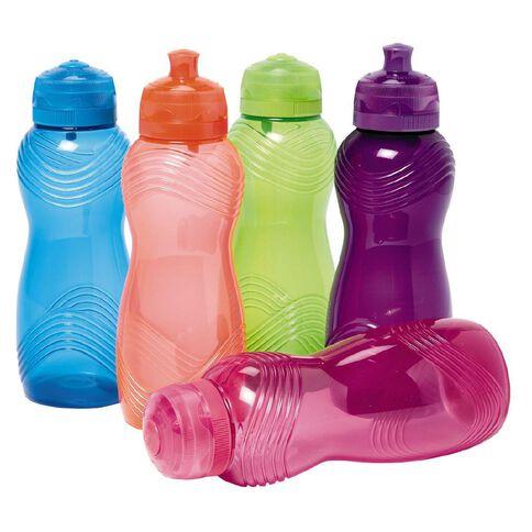 Sistema Wave Bottle 600ml Assorted