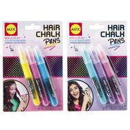 ALEX Hair Chalk Pens Metallic