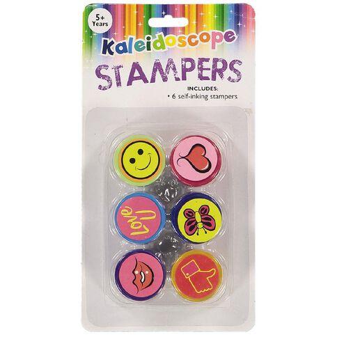 Kaleidoscope Stamper Set 6 Pack