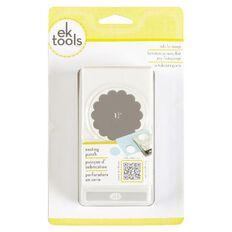 EK Tools Success Scallop Punch Circle 1.7 White