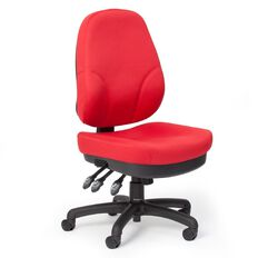 Chairmaster Plymouth Chair Red