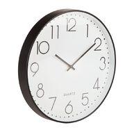 Living & Co Larsson Clock Black 35cm