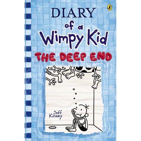 Wimpy Kid #15 The Deep End by Jeff Kinney