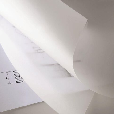 Reeves Tracing Paper 110gsm A2 Single Sheet