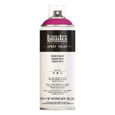 Liquitex Spray 400ml Medium Magenta Magenta