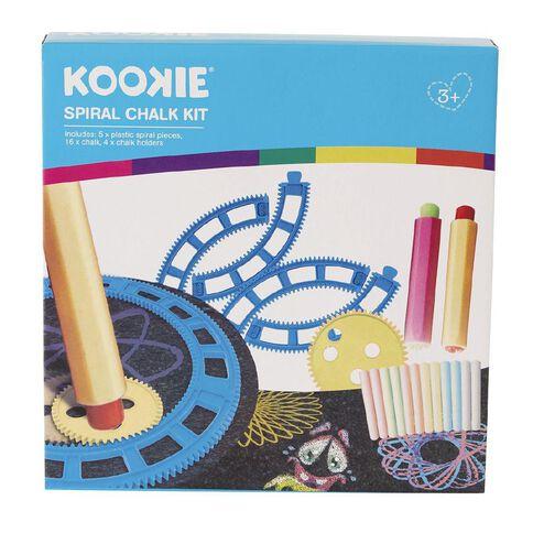 Kookie Spiral Chalk Kit