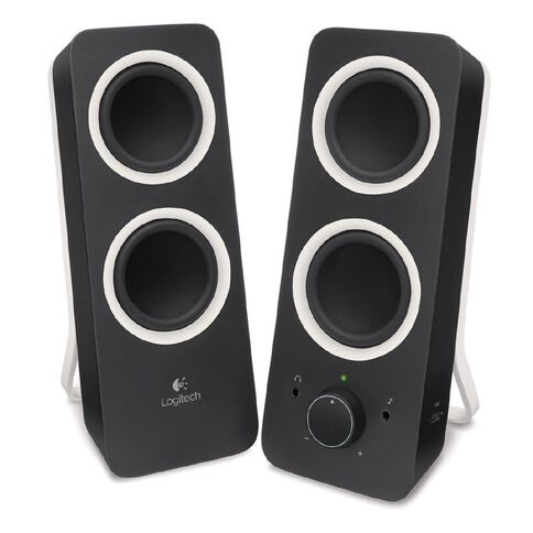 Logitech Multimedia Speakers Midnight Z200 Black