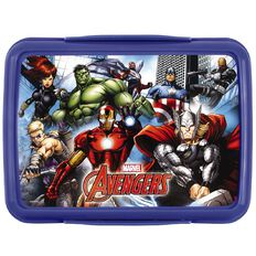 Avengers Klip It Lunch Box 2L