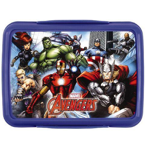 Avengers Klip It Lunch Box 2L