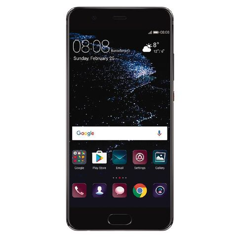 2degrees Huawei P10 Plus Graphite Black