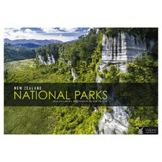 John Sands 2020 Wall Calendars New Zealand  National Parks