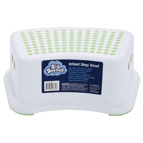 Big Softies Baby Step Stool