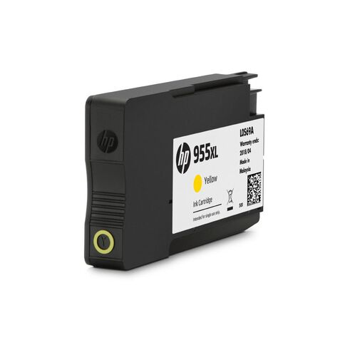 HP Ink 955XL Yellow (1600 Pages)