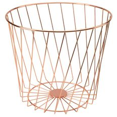Uniti Basket Rose Gold