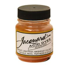 Jacquard Acid Dye 14.17g Aztec Gold