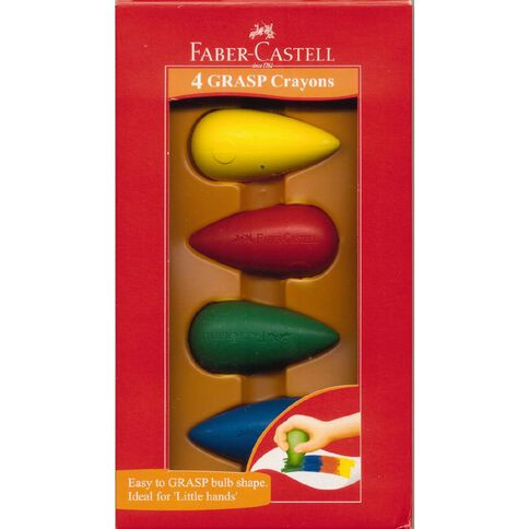 Faber-Castell Grasp Crayons