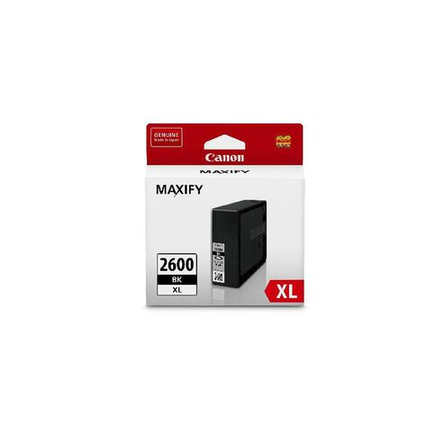Canon Ink PGI2600XL Black (2500 Pages)