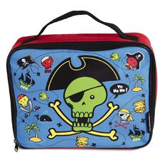 Powell Pirate Skulls Lunch Bag