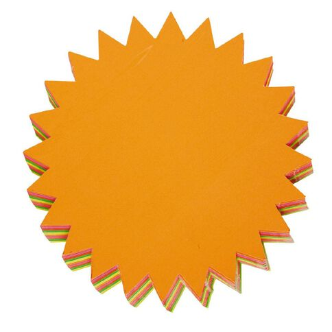 Fluorescent Stars R4 203mm Assorted