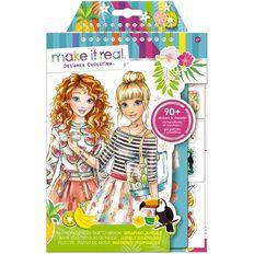 Make It Real Kit Sketchbook Assorted