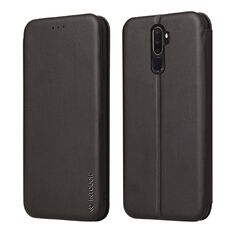 In Touch Oppo A5 (2020) Milano Wallet Case Black