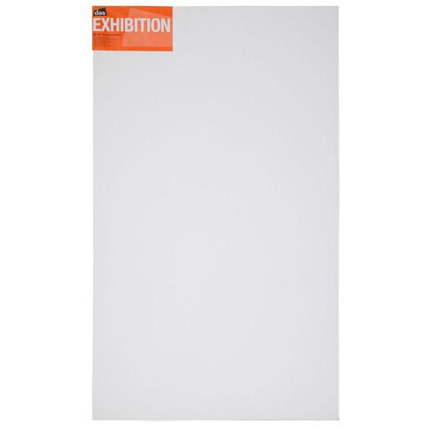 DAS Exhibition 1.5 Canvas 36 x 60in White