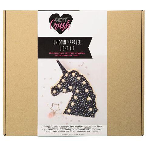 Craft Crush Marquee Light Kit Unicorn
