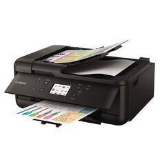 Canon TR7560 Multifunction Printer Black