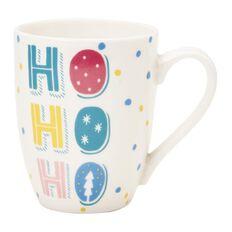 Wonderland Christmas Mug Ho Ho Ho