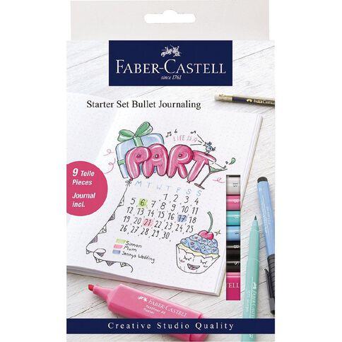 Faber-Castell Bullet Journaling Starter Set