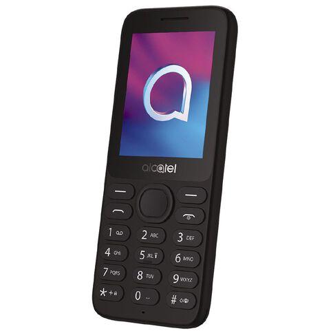 Warehouse Mobile Alcatel 3080T - Volcano Black