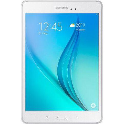 Samsung Galaxy Tab A 8.0 Wi-Fi White