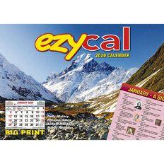 Bartel 2020 Wall Calendar EzyCal Easy to Read 304mm x 215mm