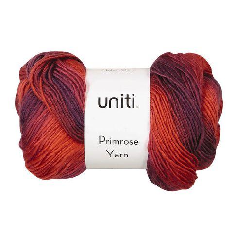 Uniti Yarn Primrose 100g Magenta Plum
