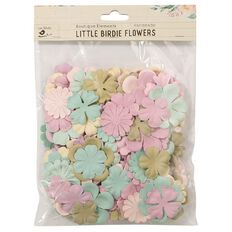 Little Birdie Embellishment Tracy 180 Piece