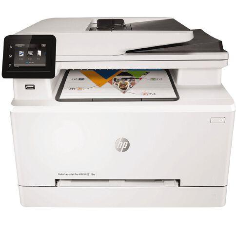 HP MFP M281FDW Colour LaserJet Pro | Warehouse Stationery, NZ