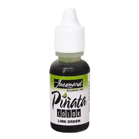 Jacquard Pinata Alcohol Ink 14.79ml Lime Green